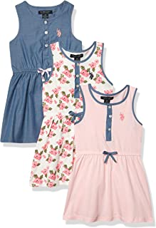 U.S. POLO ASSN. 3 Pack Dress