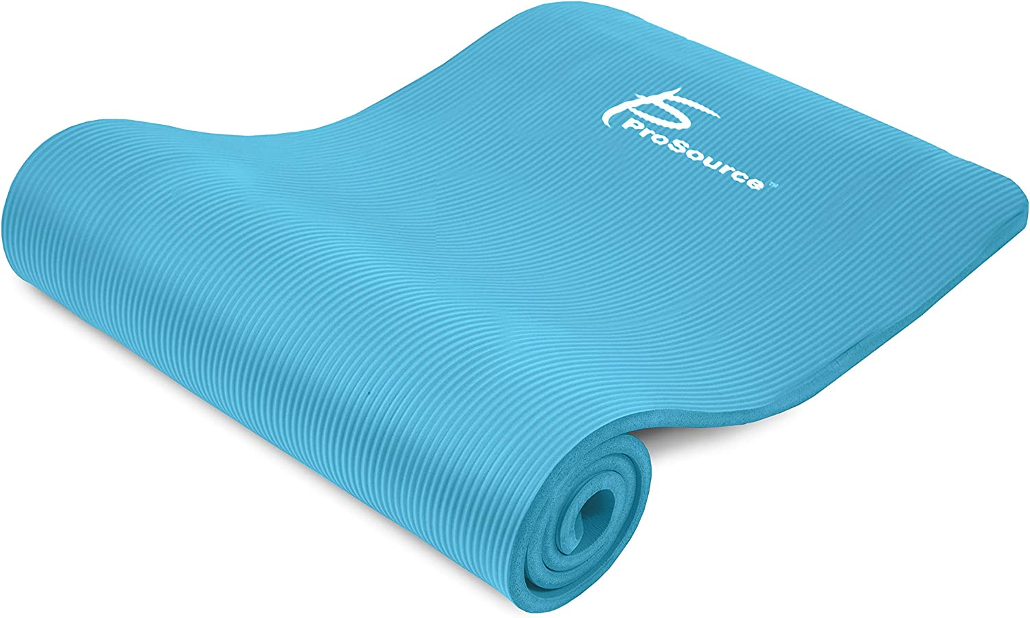 Prosource-Premium-Extra-Thick-71-Inch-Long-High-Density-Exercise-Yoga-Mat