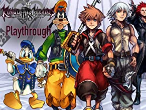 Kingdom Hearts HD 2.8 Final Chapter Prologue Playthrough
