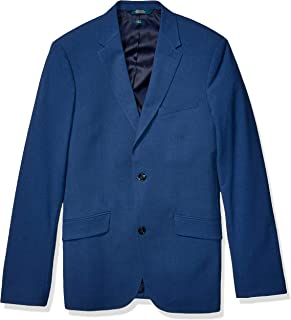 Perry Ellis Men's Big Tall Slim Fit Washable Stretch Sport Jacket