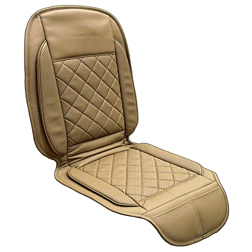 Viotek Temperature Controlled V2 Heating & Cooling Car Seat Cover – with 10 Temperature Zones and