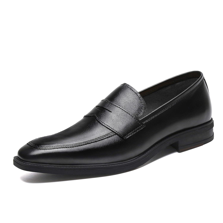 [Kararao] ビジネスシューズ メンズ 本革 紳士靴 革靴 ストレートチップ 4E 91115