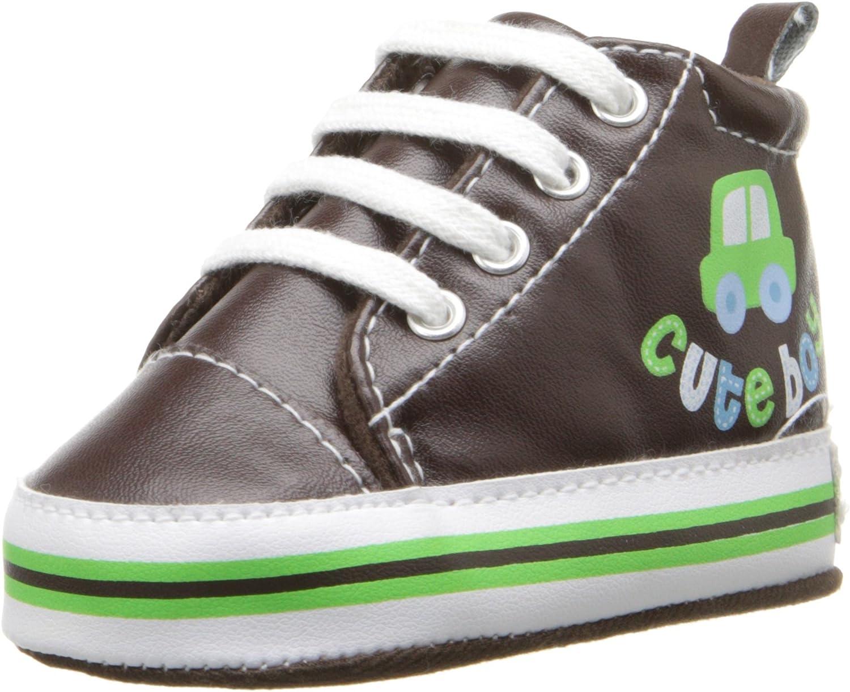 Gerber Cute Boy High Top Sneaker (Infant)