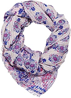 7771635bd4f397 Amazon.it: foulard - Rosa / Sciarpe e stole / Accessori: Abbigliamento