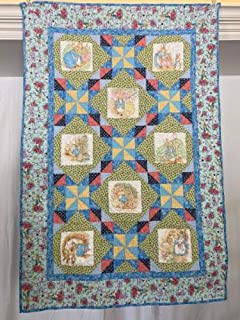Peter Rabbit Baby/Toddler Quilt