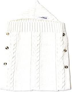 Maxwell Brandt Unisex Newborn Preemie Infant Baby Soft Knitted Cotton Swaddle Blanket