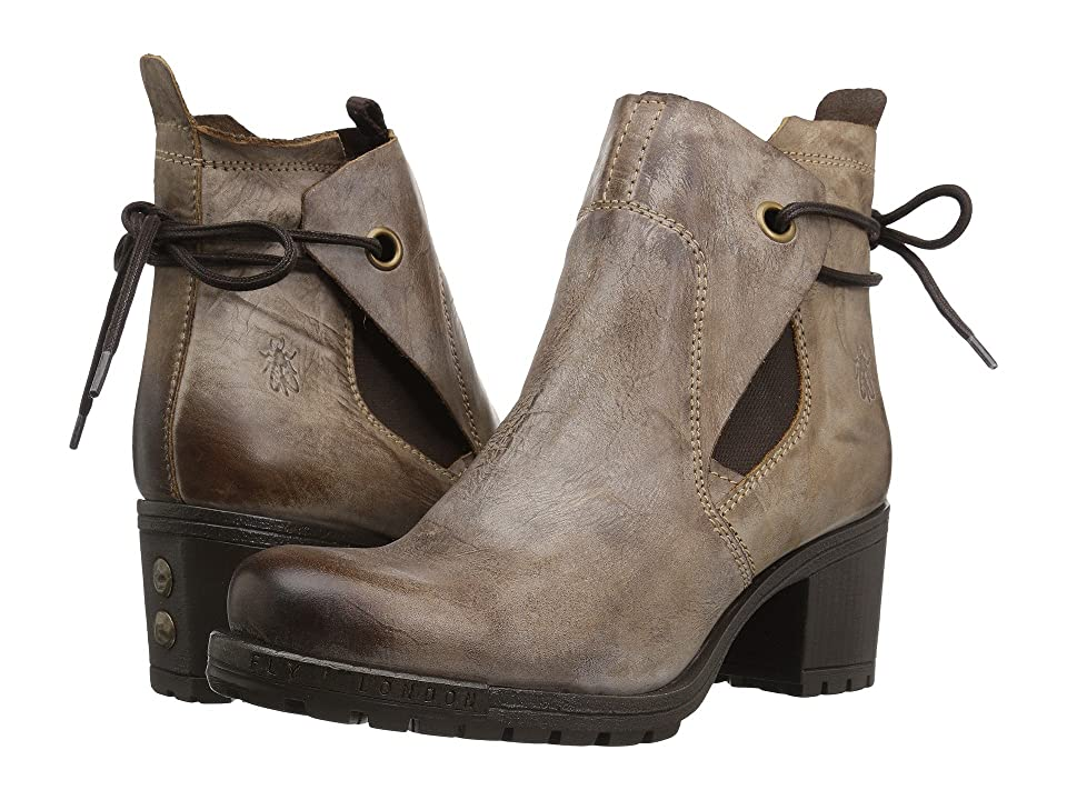 FLY LONDON Luxe046Fly (Brown Alvito) Women