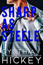 Sharp as Steele: A clean billionaire romantic suspense (Brothers Steele Book 1)