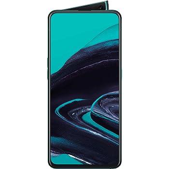 OPPO Reno2 Smartphone débloqué 4G - 48 MP - 8 Go de RAM - 256 Go ROM Extensible Via Micro SD - Batterie 4000 mAh avec Charge Rapide VOOC 3.0 - Android 9 - Téléphone Portable (Bleu Océan)