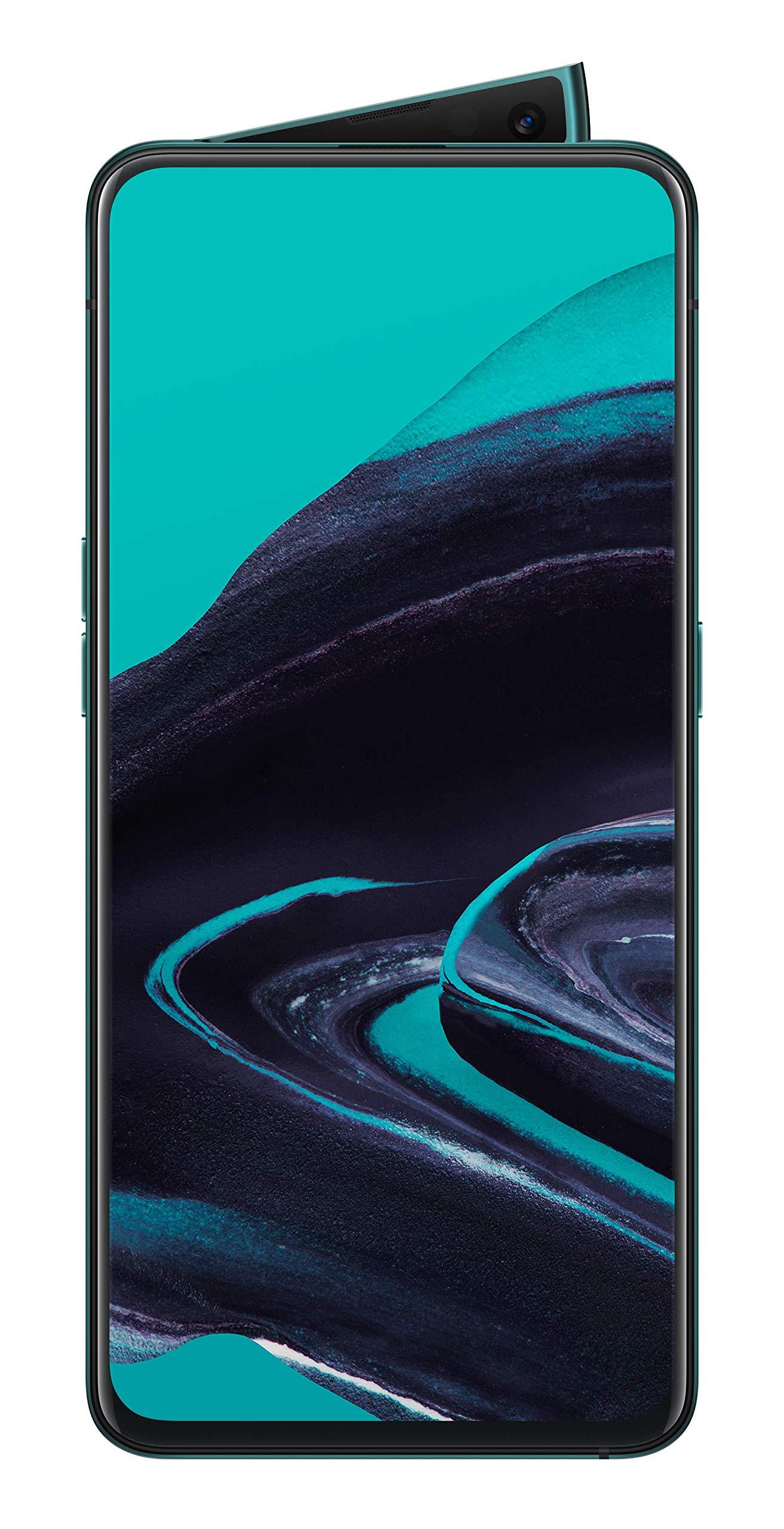 OPPO Reno2 8GB+256GB 48MP Dual SIM Smartphone (Océano Azul ...