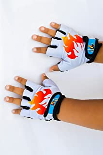 HANG Monkey Bars Gloves (for Children 5 and 6 Years Old) with Grip Control