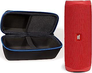 JBL Flip 5 Waterproof Portable Wireless Bluetooth Speaker Bundle with divvi! Protective..