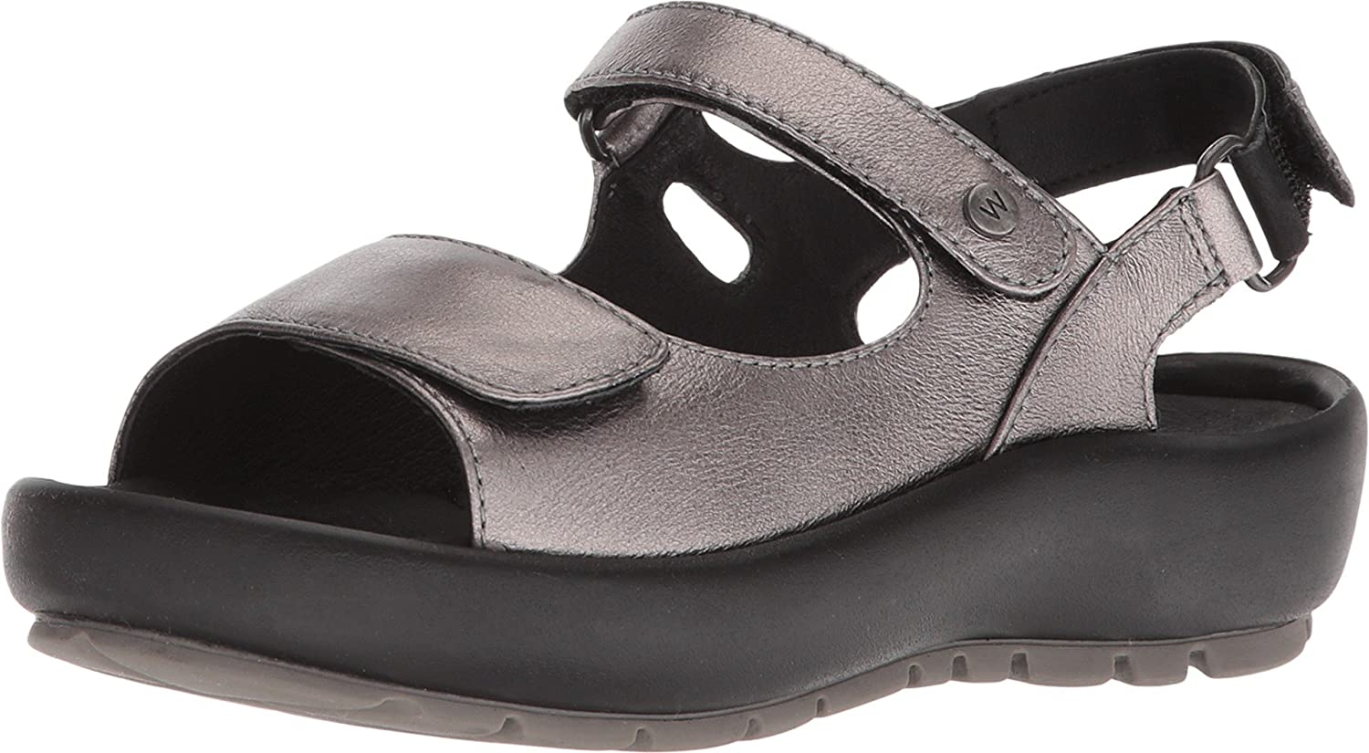 Kansas City Mall Wolky Women's SEAL limited product Flat Sandals