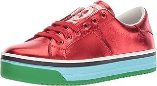 Marc Jacobs Women`s Empire Multi Color Sole Sneaker