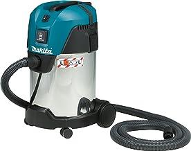 Makita VC3011L aspirador, 2600 W, 230 V, Negro, Azul, Color