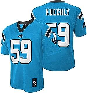 Luke Kuechly Carolina Panthers Blue Youth Mid Tier Alternate Jersey