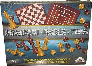 Viscio Trading 162013–DAMA Tria Chess