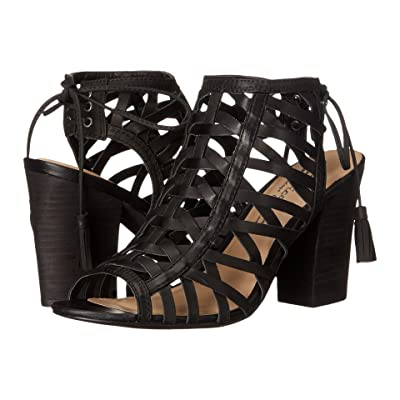 Sbicca Geovana (Black) High Heels
