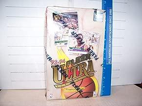 1993-1994 FLEER ULTRA BASKETBALL SERIES 2 FACTORY SEALED BOX MINT