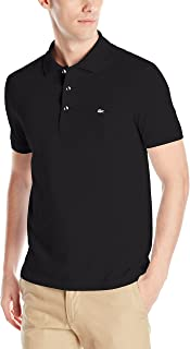 Lacoste Men's Short Sleeve Slim Fit Petit Pique Polo