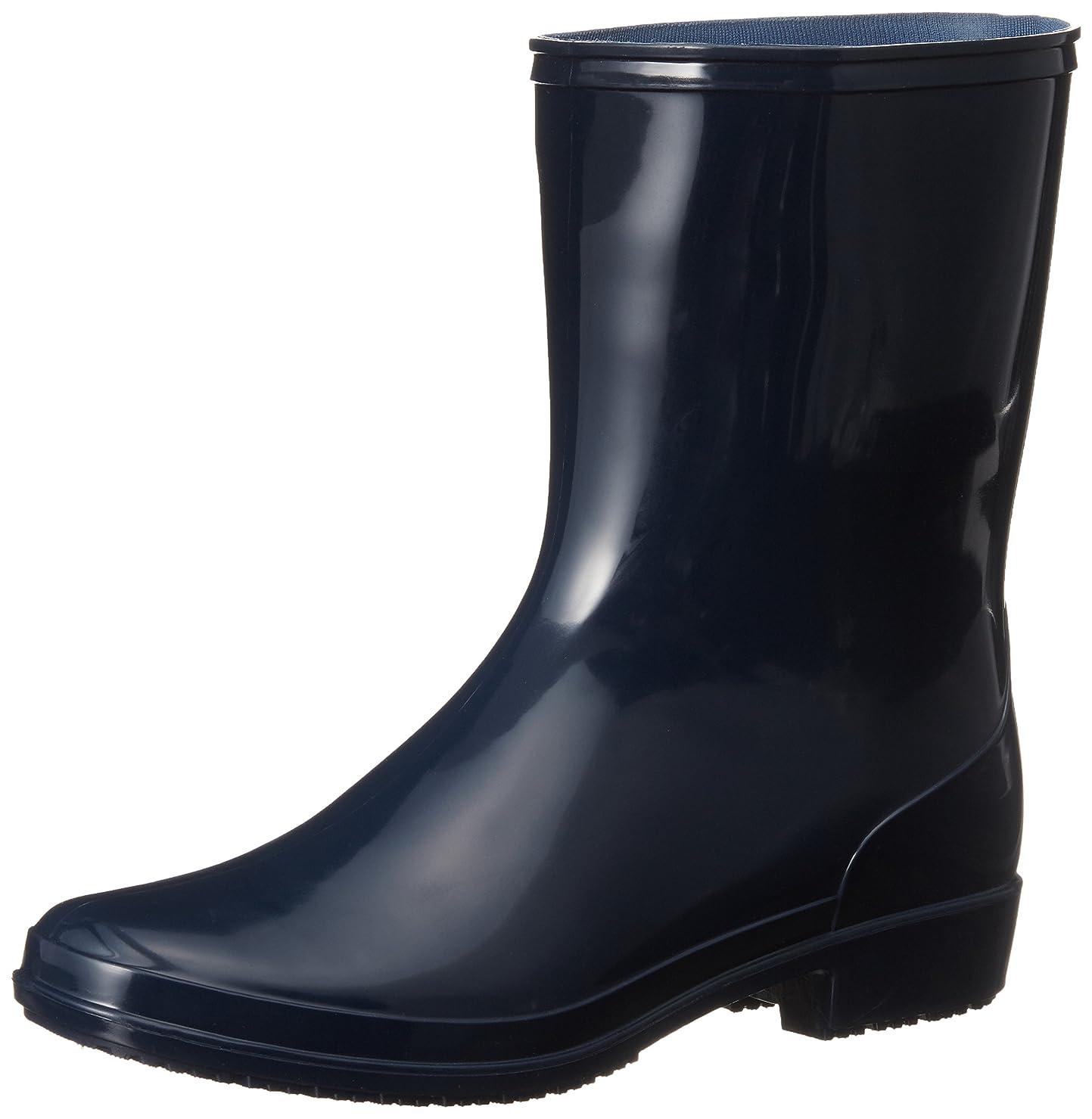 中庭宿題をする拒絶[ヘイギ] 長靴 PVC婦人長靴 メンズ HG-2