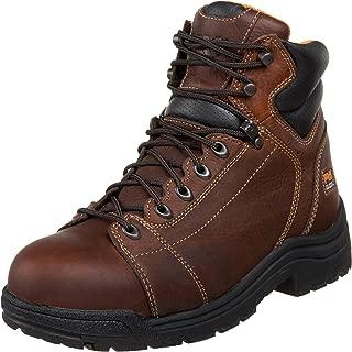050506242 Men's Titan Safety Boots - Brown