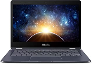 ASUS NovaGo 13.3 LTE Wireless Touch 2-in-1 Laptop, Qualcomm Snapdragon 835 2.6GHz, 6GB, 128GB SSD Storage, Windows 10 - TP370QL-6G128G, (Renewed)