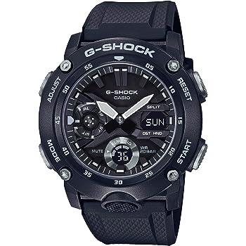[カシオ] 腕時計 ジーショック カーボンコアガード構造 GA-2000S-1AJF メンズ ブラック