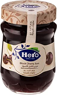 Hero Black Cherry Preserve Jam, 350 gm