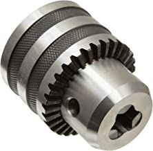 HHIP 1/32-1/2 INCH JT33 Drill Chuck with Key (3700-0102)