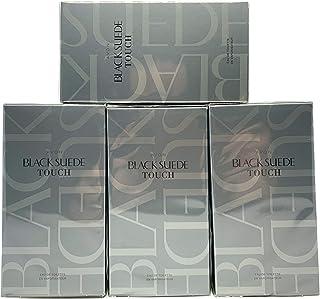 4 x Avon Black Suede Touch Eau de Toilette Para Hombre 75 ml (4 unidades)