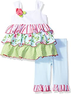 bab93d25594 Amazon.com  Bonnie Jean - Clothing Sets   Clothing  Clothing