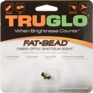 TRUGLO Fat Bead Fiber Optic Sight 2.6mm Green