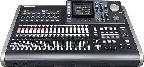 Tascam DP-24SD 24-Track Digital Portastudio Multi-Track Audio Recorder