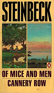 Of Mice and Men / Cannery Row (2 Books in 1)