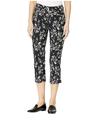 Tribal Pull-On Capris (Optic) Women