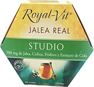 Royal-Vit Jalea Real Studio 20 Viales