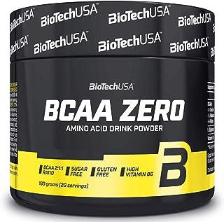 BioTech BCAA Zero 2:1:1-1 paquete x 180 g - Aminoácidos