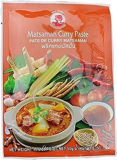 12x50g Cock Thai Matsaman pasta de curry