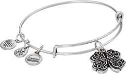 Path of Symbols-Four Leaf Clover IV Bangle