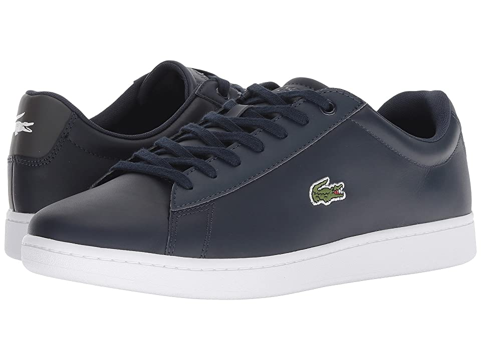 Lacoste Hydez 318 1 P (Navy/Dark Grey) Men