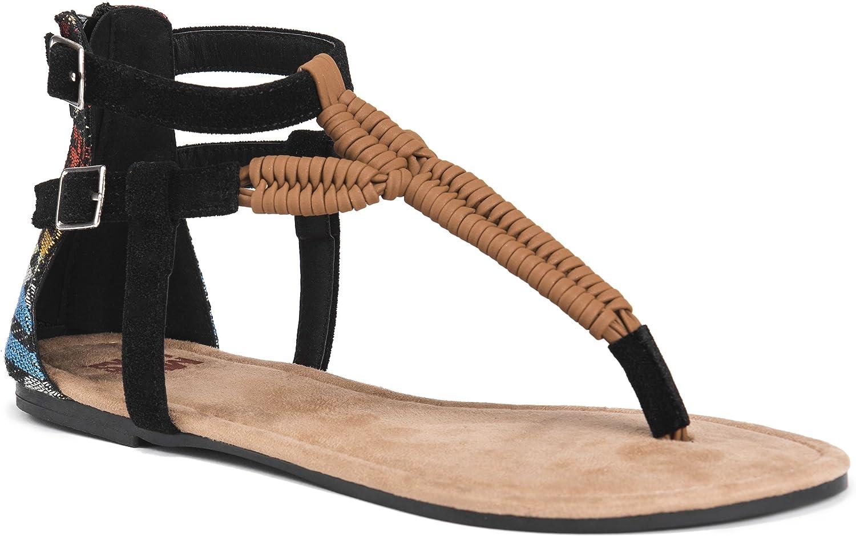 MUK LUKS Womens Womans's Celeste Sandals Sandal