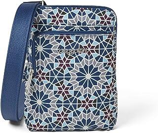 Baggallini Women's Mini، طباعة مغربية، مقاس واحد أمريكي