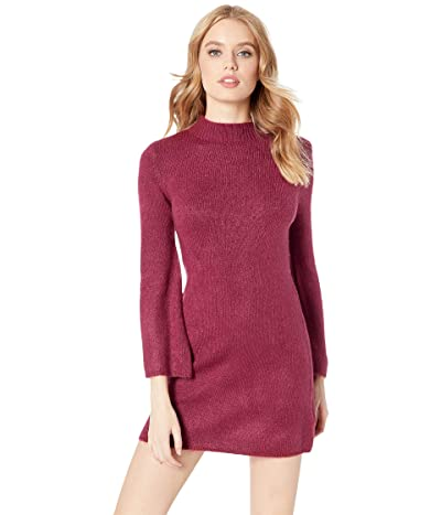 Bardot Tash Dress (Boysenberry) Women