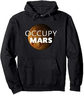Occupy Mars Hoodie