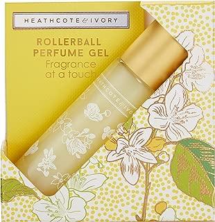 Heathcote and Ivory Perfume Gel, Neroli and Lime Leaves , 10ml
