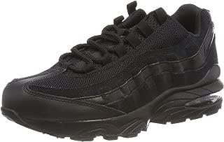 Nike Unisex Kids' Air Max 95 (Gs) Low-Top Sneakers, Black