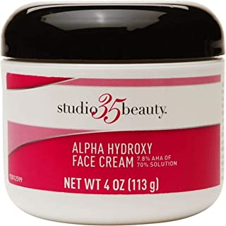 Walgreens Studio 35 Alpha Hydroxy Face Cream 4.0 oz