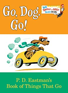 Go, Dog. Go! (Big Bright & Early Board Book)
