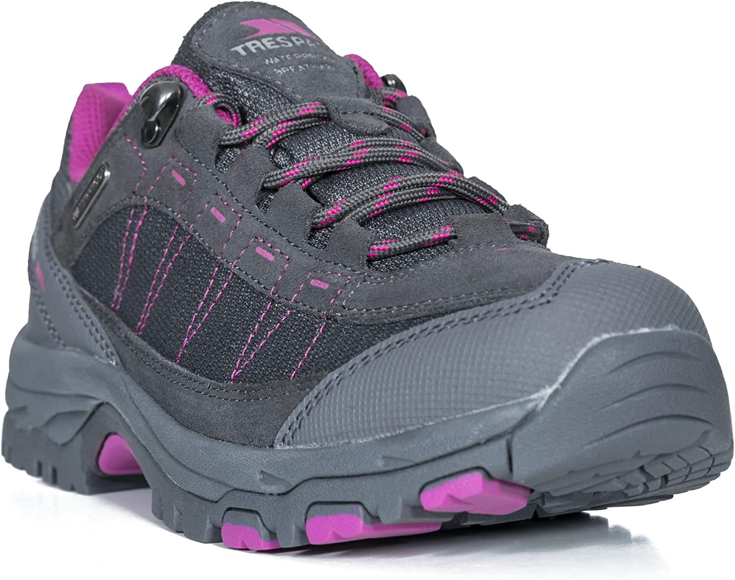 Womens Ladies Scree Lace Up Technical Walking shoes